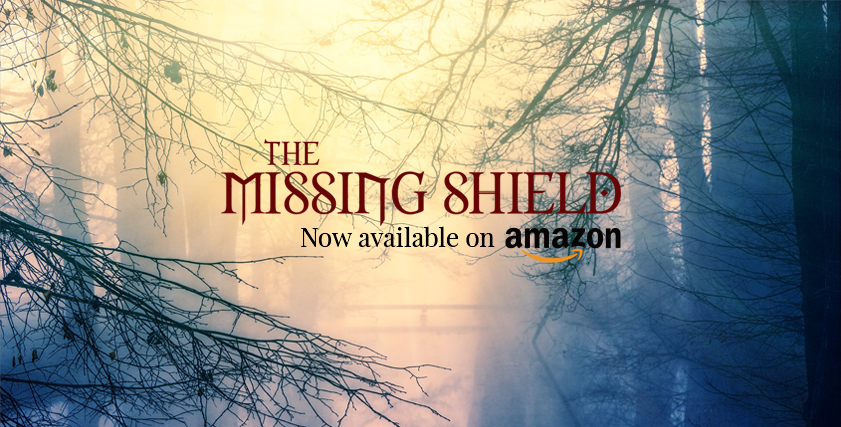 The missing Shield available to buy on Amazon